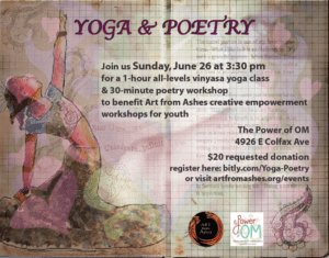 Yoga & Poetry