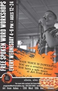 Phoenix Rising flyer