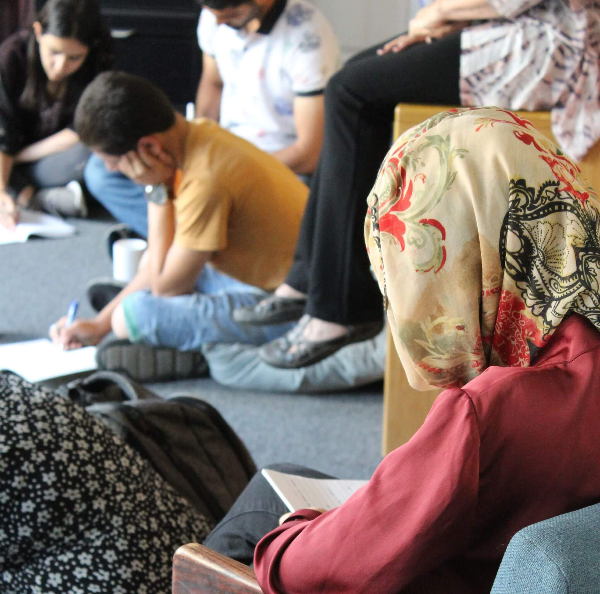 Youth Writing from 2018-Iraqi Youth Delgation