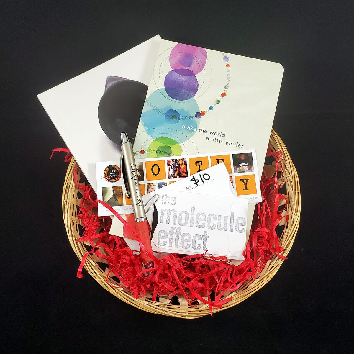 Get Lit auction basket