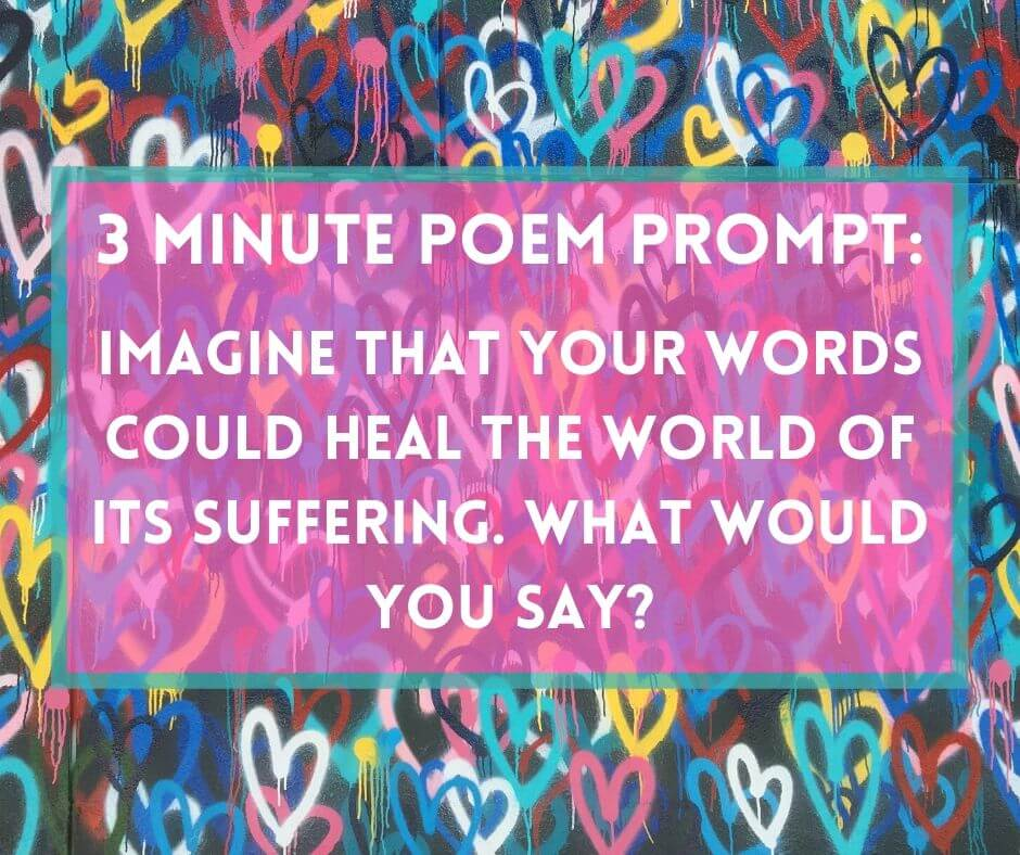poetry prompt graphic