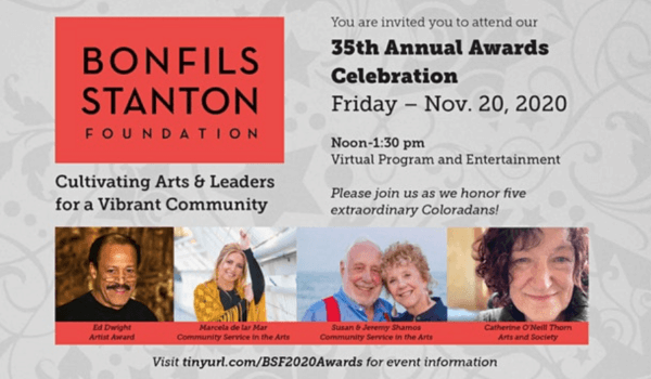Bonfils-Stanton Foundation Awards
