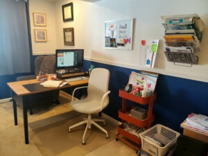 Celeste's Home Office